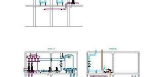 ADA Plan & Ontwerp - Onze-Lieve-Vrouw-Waver - Réfrigération